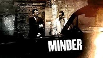Minder (TV series) - Final title sequence