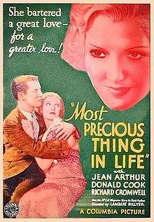 Plej multe de la Precious Thing en Life-poster.jpg