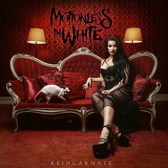 Reincarnate (album) - Image: Motionless in white reincarnate