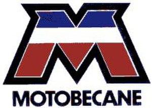 Motobécane - Image: Motobecanelogo