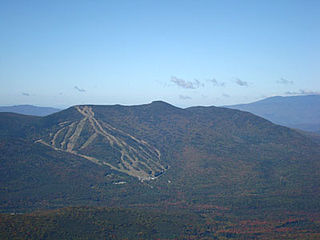 Mount Tecumseh mountain in United States of America