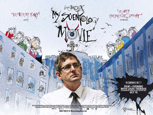 My Scientology Movie - UK theatrical release poster