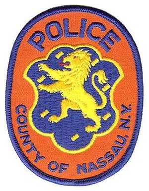 Nassau County Police Department - Image: NCP Dpatch