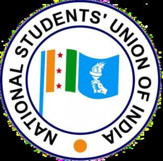 National Students' Union of India - NSUI LOGO