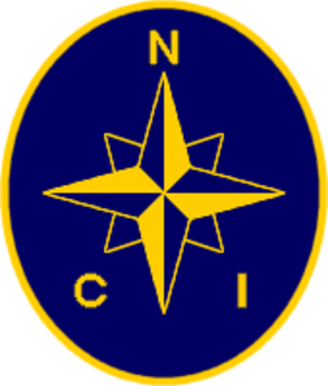 National Coastwatch Institution - The National Coastwatch Institution's Logo