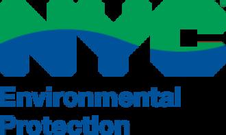 New York City Department of Environmental Protection - Image: New York City Department of Environmental Protection logo