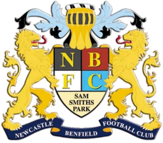 Newcastle Benfield F.C. Association football club in Newcastle upon Tyne, England