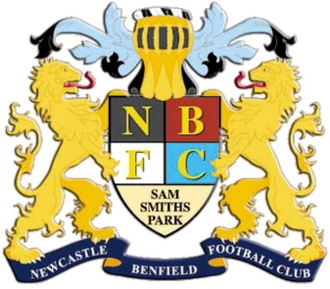 Newcastle Benfield F.C. - Newcastle Benfield's emblem