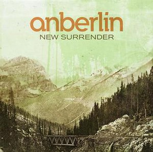 New Surrender - Image: Newsurrender cover