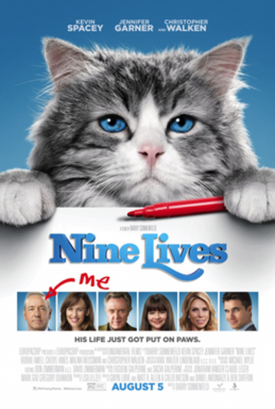 Picture of a movie: Nine Lives