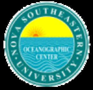 Nova Southeastern University Oceanographic Center - Image: Nova Southeastern University Oceanogrpahic Center logo