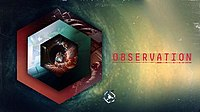 Picture of a game: Observation