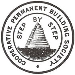 Co-operative Permanent Building Society - Image: P1a logo older