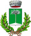 Coat of arms of Palmiano