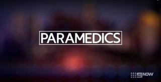 <i>Paramedics</i> (Australian TV series)