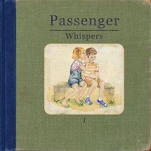 Whispers (Passenger album) - Image: Passenger Whispers