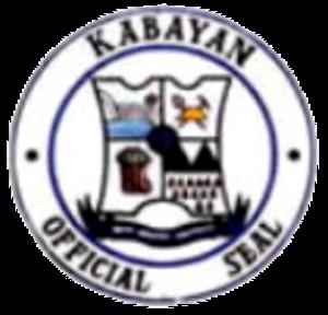 Kabayan, Benguet - Image: Ph seal benguet kabayan