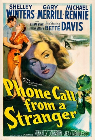 Phone Call from a Stranger - Original poster