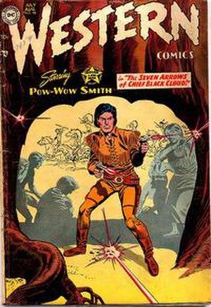 Pow Wow Smith - Image: Pow Wow Smith WC46