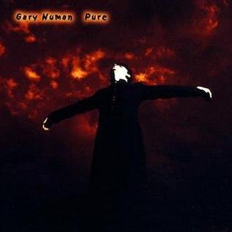 Pure (Gary Numan album) - Image: Pure (Gary Numan album cover art)