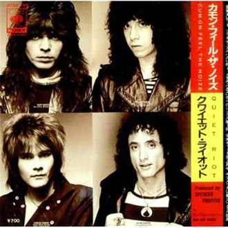 Cum On Feel the Noize - Image: Quiet Riot Cum On Feel The N 425782