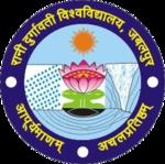 Rani Durgavati Vishwavidyalaya logo.png