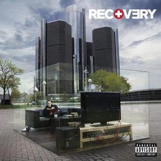 Recovery (Eminem album) - Image: Recovery Eminem Alternative Cover