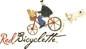 Current Red Bicyclette Logo