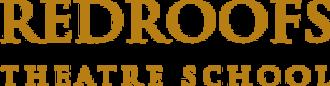 Redroofs Theatre School - Image: Redroofs Theatre School logo