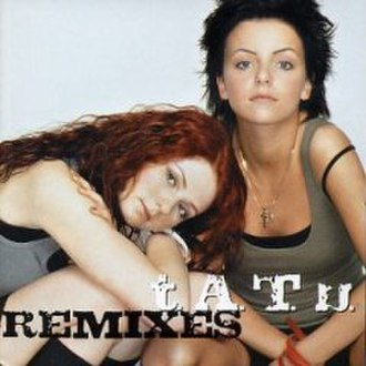 T.A.T.u. Remixes - Image: Remixestatu