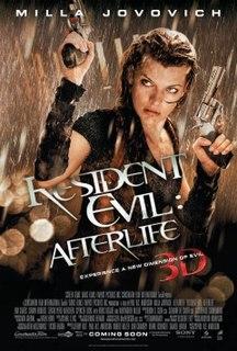 <i>Resident Evil: Afterlife</i>
