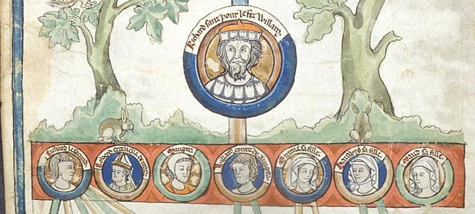 Richard I Tree