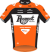 Roompot–Charles jersey