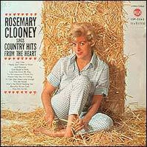 Rosemary Clooney Sings Country Hits from the Heart - Image: Rosecountry