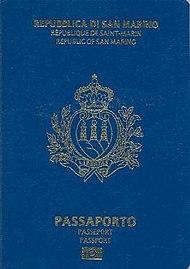 San Marino Passport Wikipedia