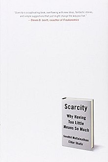 Scarcity Why Having Too Little Means So Much Book Cover.jpg