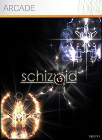 Schizoid (video game) - Image: Schizoidcover