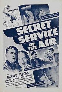 <i>Secret Service of the Air</i> 1939 film