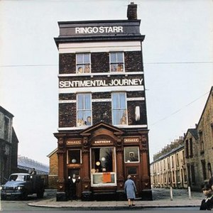 Sentimental Journey (Ringo Starr album) - Image: Sentimentaljourney