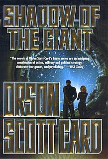 <i>Shadow of the Giant</i> 2005 Book by Orson Scott Card
