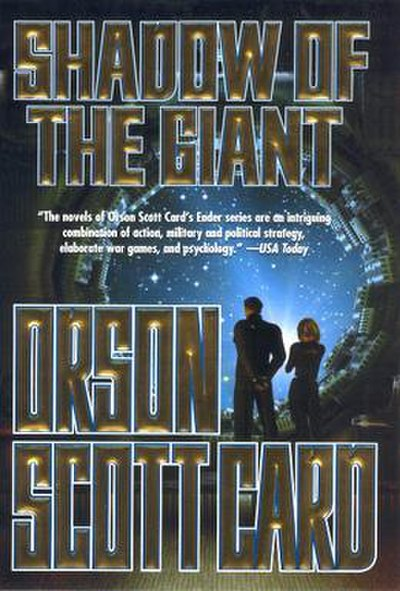Picture of a book: Shadow Of The Giant