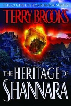 Heritage of Shannara - The Heritage of Shannara book cover
