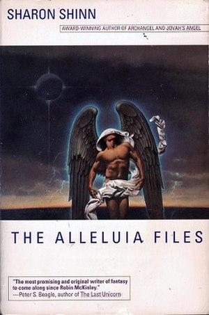 The Alleluia Files - Image: Sharon Shinn The Alleluia Files