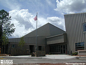 Astrogeology Research Program - The USGS Shoemaker Center for Astrogeology, located on the campus of the Flagstaff Science Center, is the home of the Astrogeology Science Center