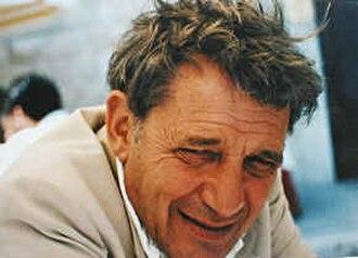 Sinclair Beiles - Sinclair Beiles circa 1998 in Johannesburg