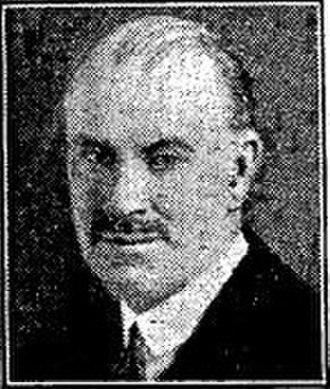 Altrincham (UK Parliament constituency) - Sir Edward Grigg