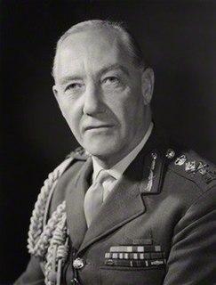 Geoffrey Baker Army officer