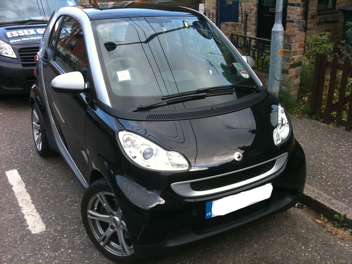 How Much Is A Brand New Smart Car Uk