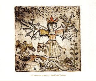 Stand Inside Your Love 2000 single by The Smashing Pumpkins