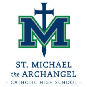 St. Michael the Archangel Catholic High School - Image: St. Michael the Archangel Catholic High School logo